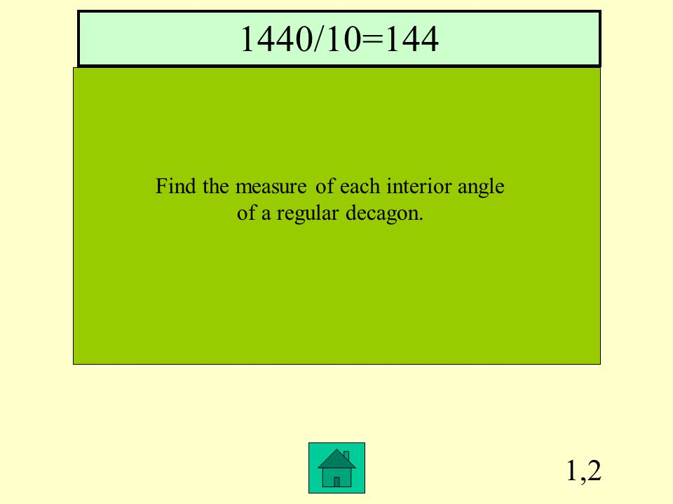 Polygons And Polygon Angle Measures Ppt Video Online Download