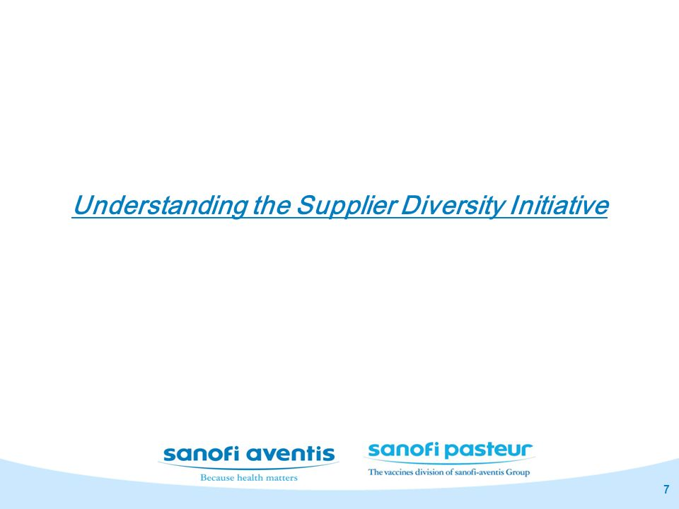 Understanding the Supplier Diversity Initiative