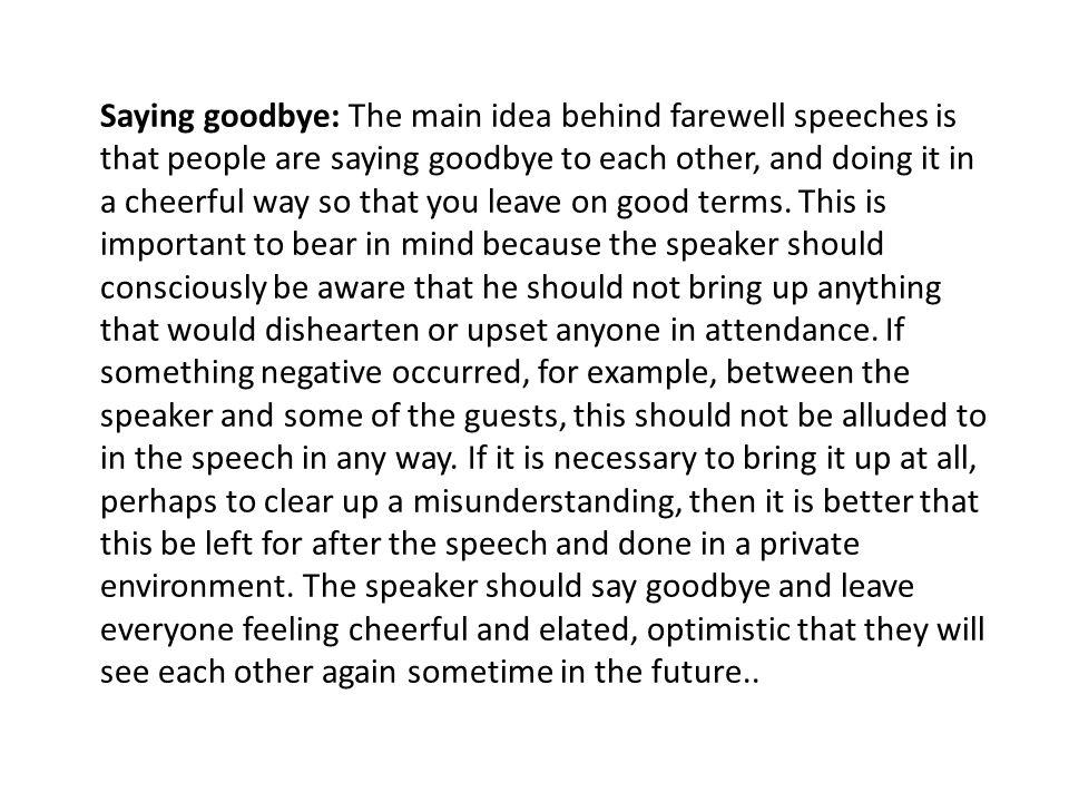 Speech essay teacher retiring