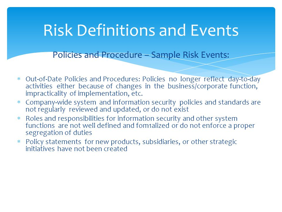 """risk definitions Definition challenges since the terms """"risk appetite"""" and """"risk tolerance"""" often are used interchangeably and different definitions abound (see """"selected defi."""