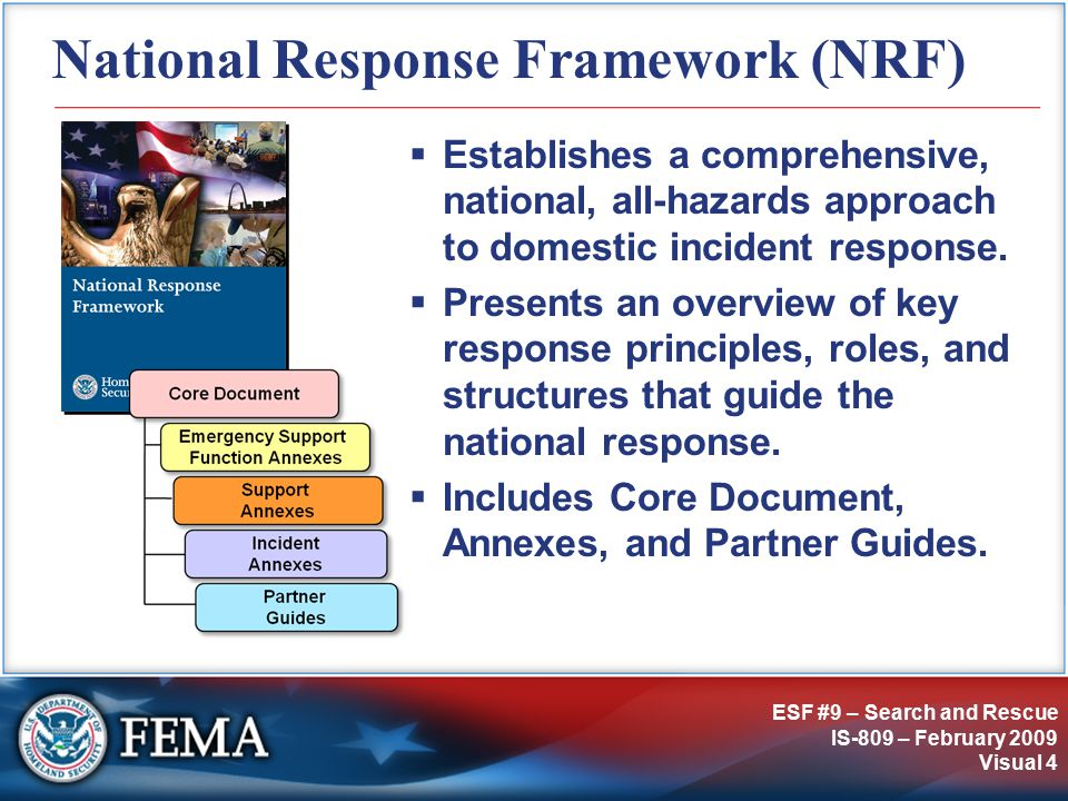 a summary of the national response The response to hurricane katrina involved an inter-governmental (federal, state, and local) and cross-sectoral (public, private and non-profit) network of actors the introduction of a national response plan in 2004 sought to formalise the role and responsibilities of at least some of the.