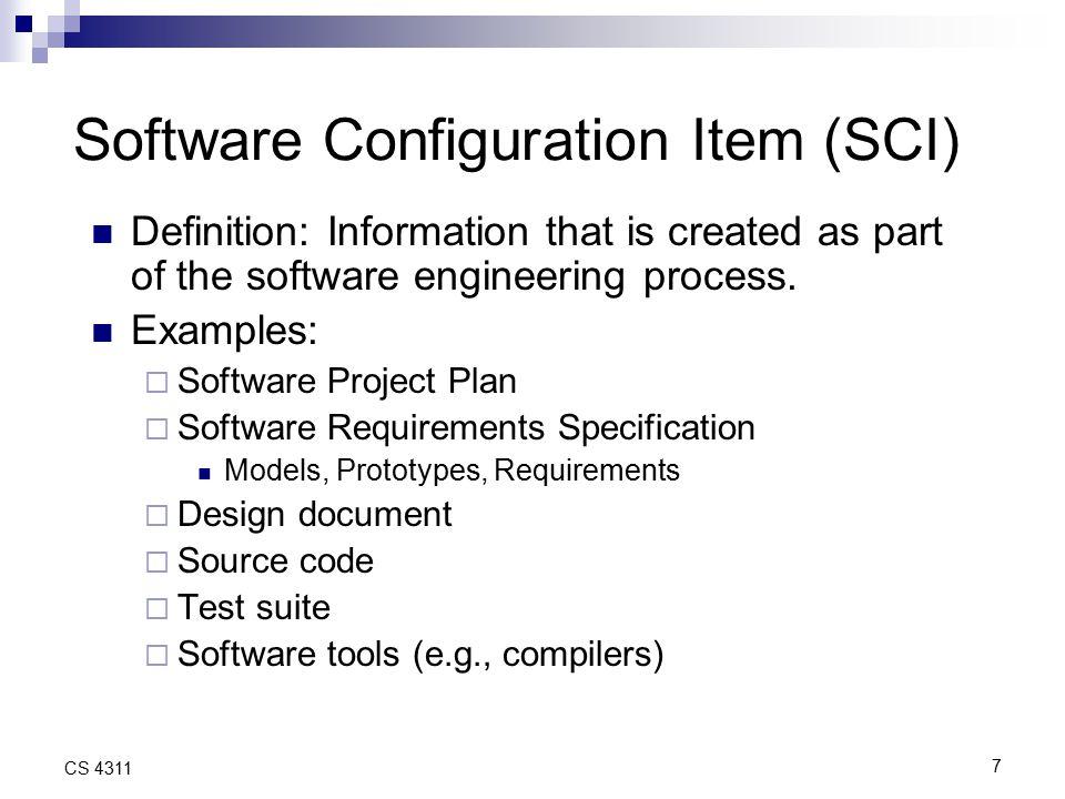 Software Configuration Management SCM ppt download