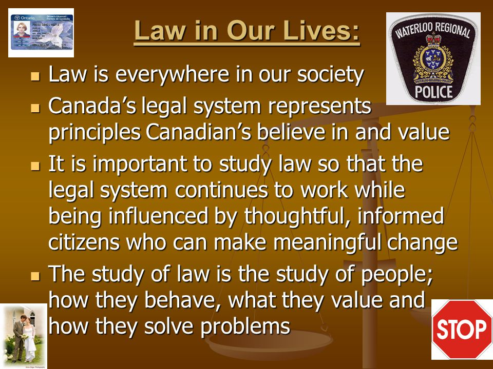 how to change laws in canada