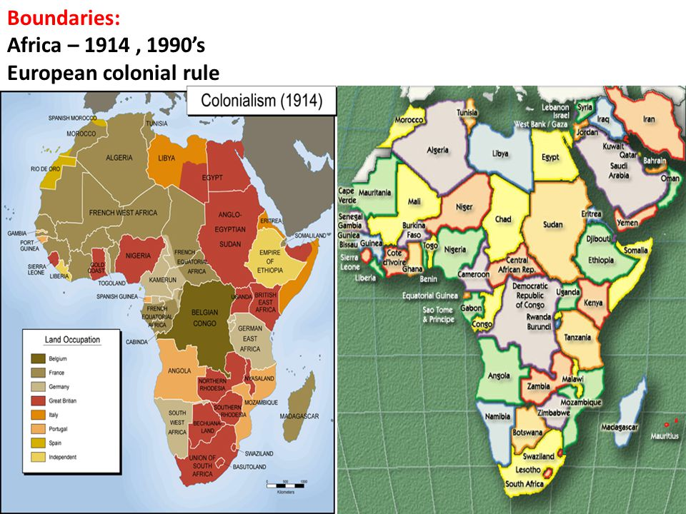 colonial rule in africa Africa: british colonies - history of british colonial rule in africa, precolonial racial and ethnic relations in british colonial africa.