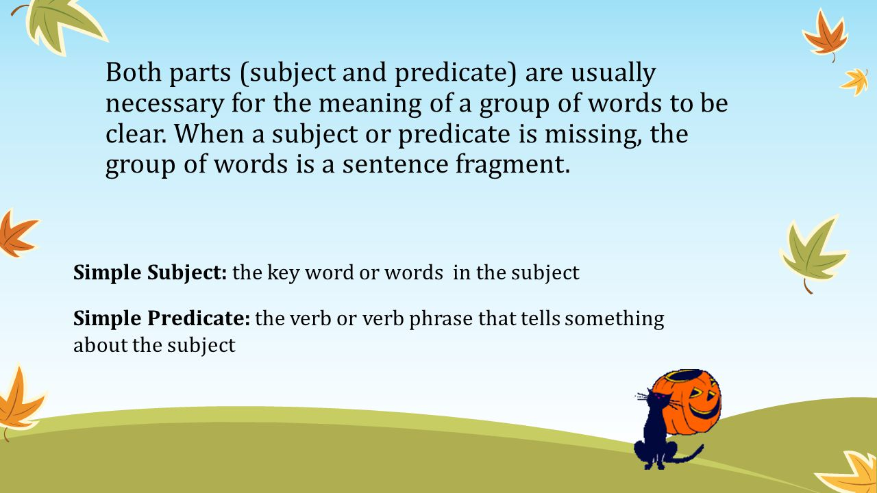 Predicate Means   giftsforsubs