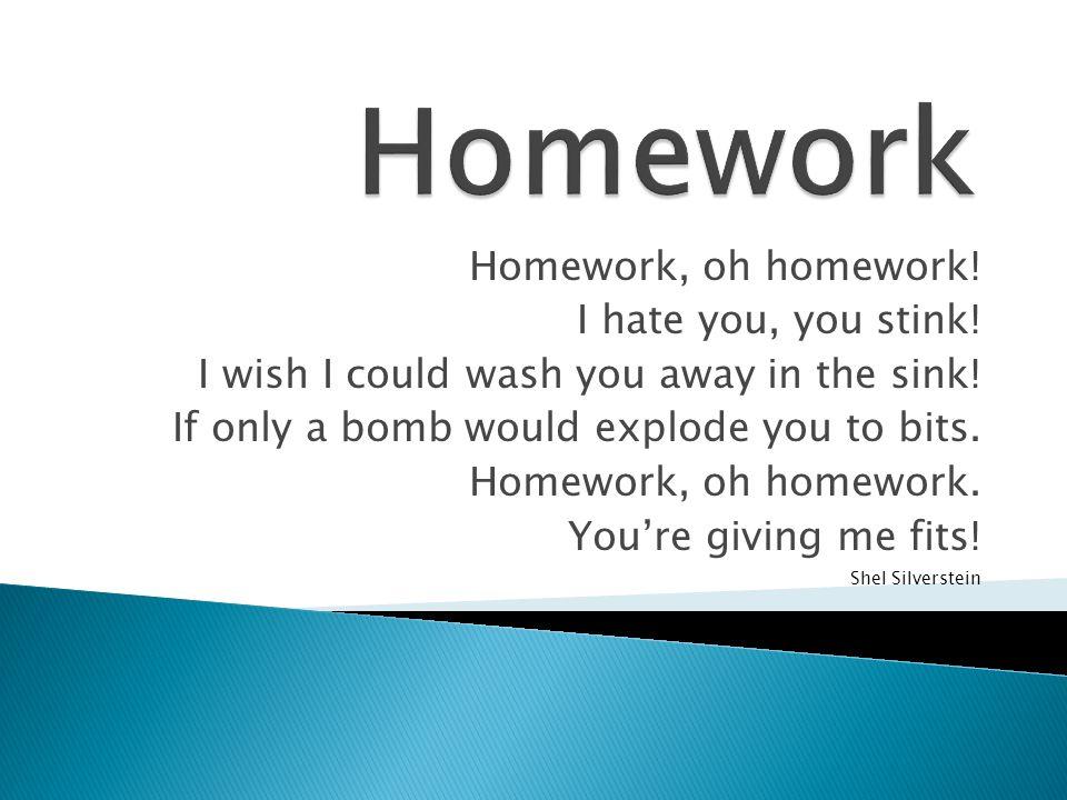 oh homework