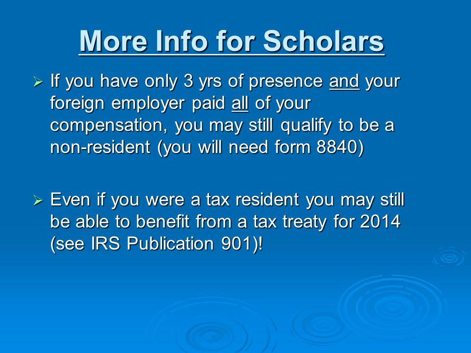 For International Scholars Ppt Video Online Download
