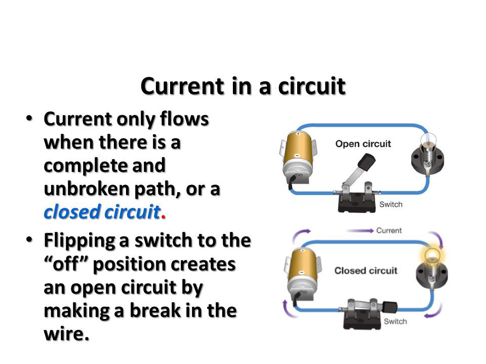 Open Closed Circuit Testers : Voltage current and resistance ppt video online download