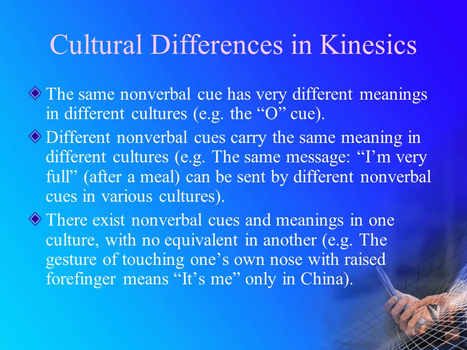 nonverbal communication in different cultures pdf