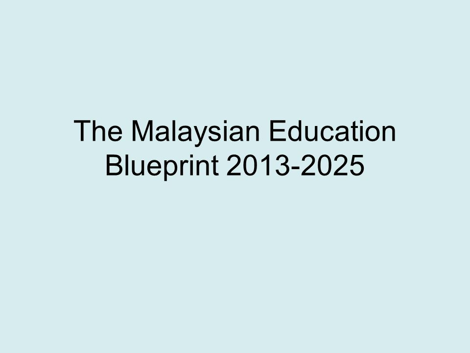 Workshop reflective teaching and its application andrew pollard 4 the malaysian education blueprint 2013 2025 malvernweather Image collections