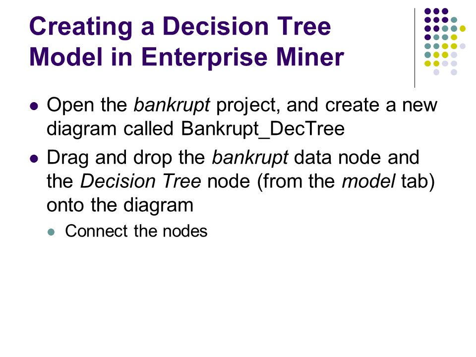 decision tree models in data mining ppt video online