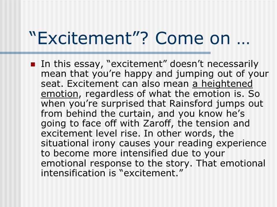 """emotional response essay Social-emotional development includes the child's experience, expression, and   children develop the ability to both respond to adults and engage with them   development is built into the architecture of their brains"""" working paper no."""