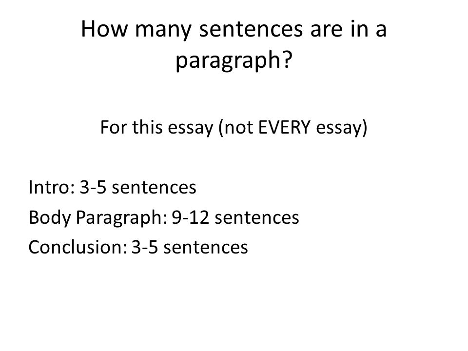 How many pages is 5 paragraph essay