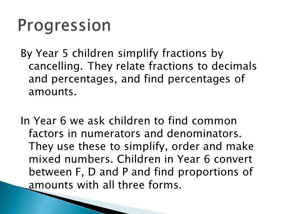 Equivalent fractions decimals and percentages worksheet year 6