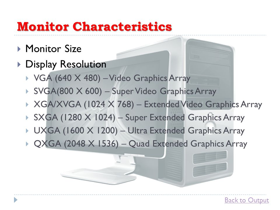 characteristics of computer graphics pdf
