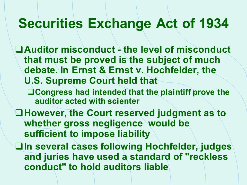 "securities exchange act 1934 On june 10, 2015, the new york city council passed the fair chance act (the "" act""), which prohibits employers from inquiring into the criminal."