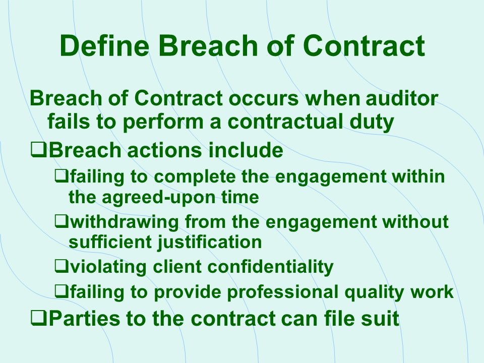 Define Of Contract A Lawer