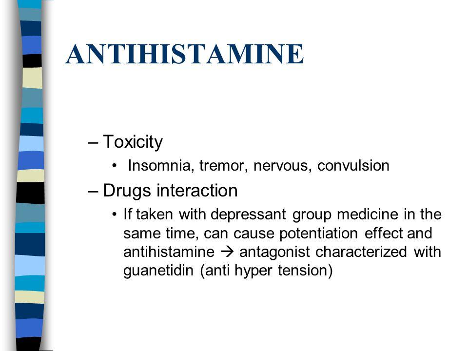 Antihistamine Drugs CORTICOSTEROID & A...