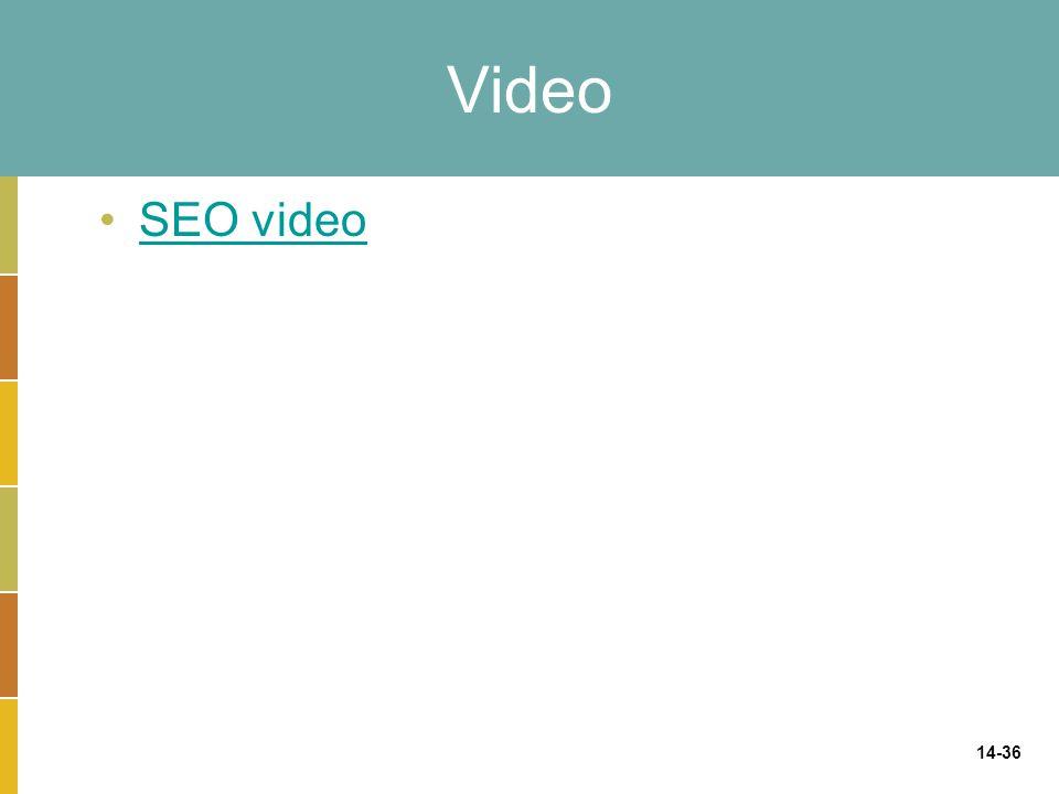 Video SEO video