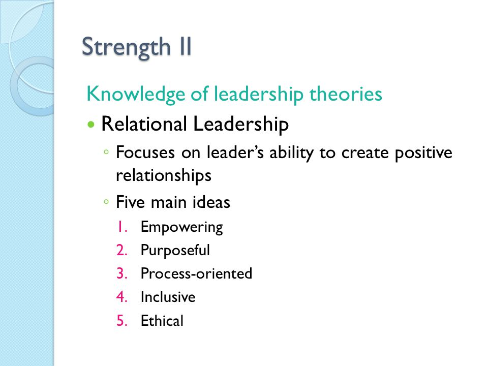 What is Leadership Theory?