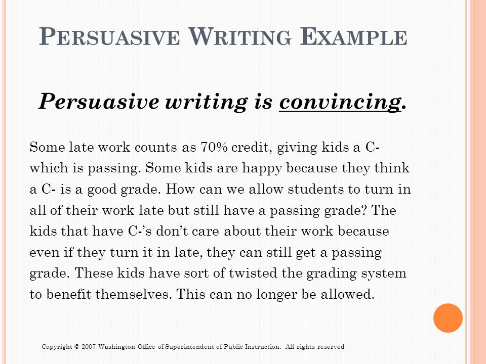 persuasive writing examples for kids These funny persuasive prompts help kids practice writing to convince, but instead of dull, ordinary topics, each one offers just a touch of silliness these funny persuasive prompts help kids practice writing to convince, but with a generous dose of silliness.