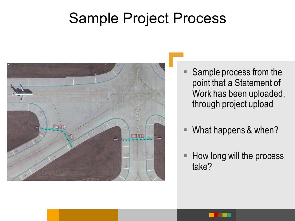 Sample Project Process