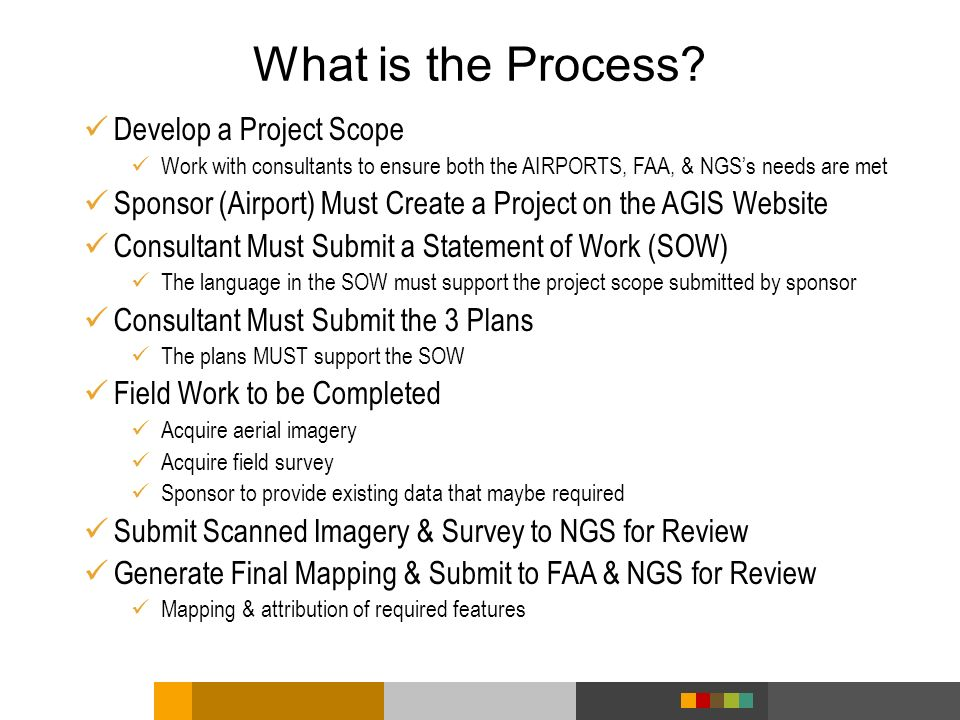 What is the Process Develop a Project Scope