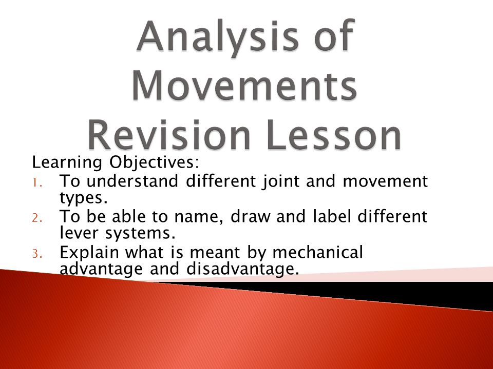 the lesson a thematic analysis