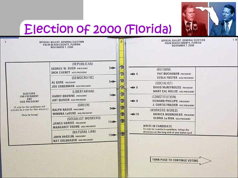 Election of 2000 (Florida)