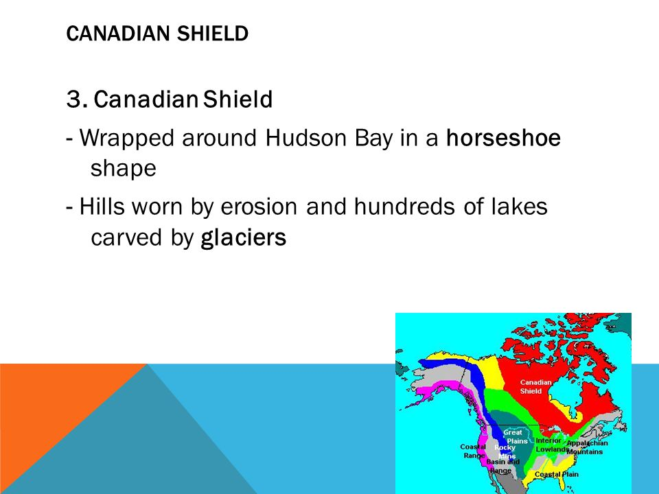 Canadian Shield 3.