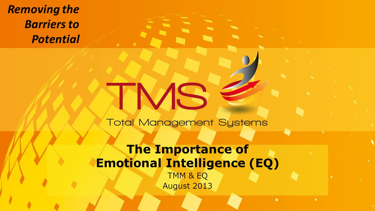role of emotional intelligence Order to investigate the role of emotional intelligence and its impact on   concepts within the thesis, namely leadership, emotional intelligence and  knowledge.