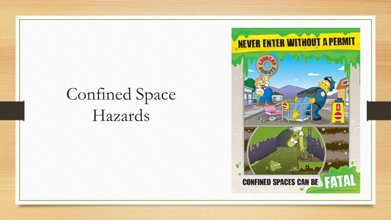 Confined Space Hazards