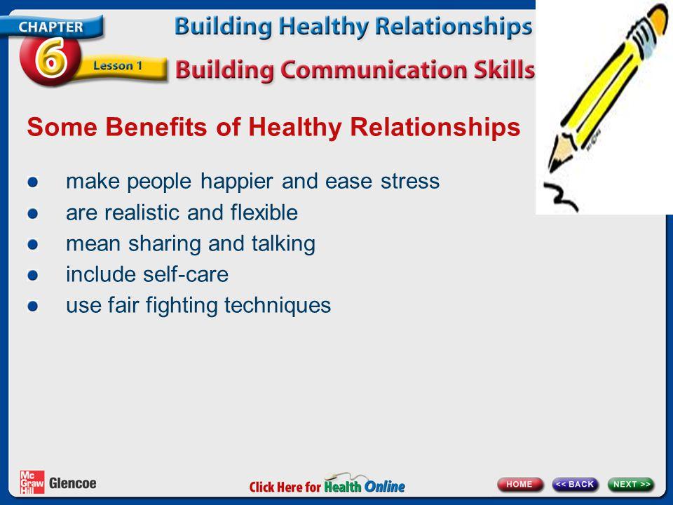 Building Health Relationships Ppt Download