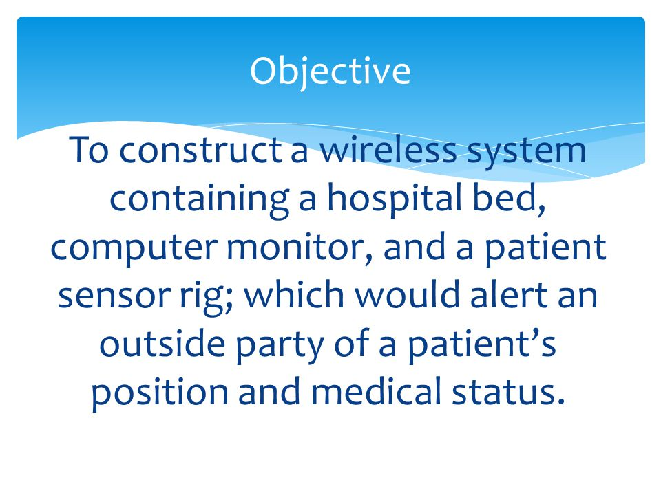 Patient Monitoring System Ppt - 0425