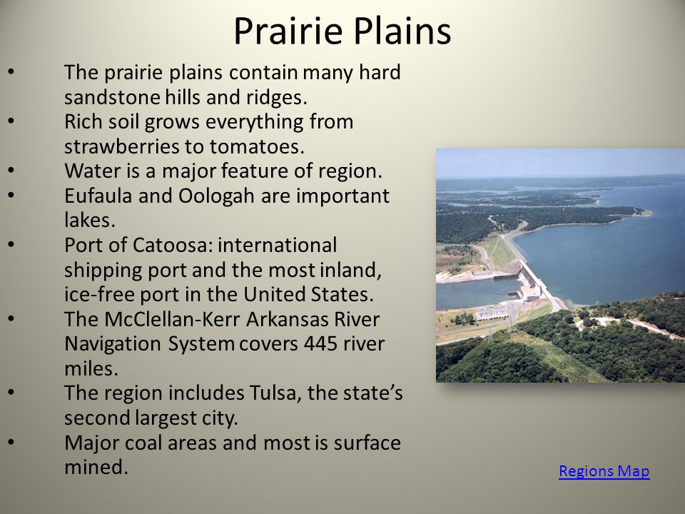 Oklahoma S Diverse Land Ppt Video Online Download