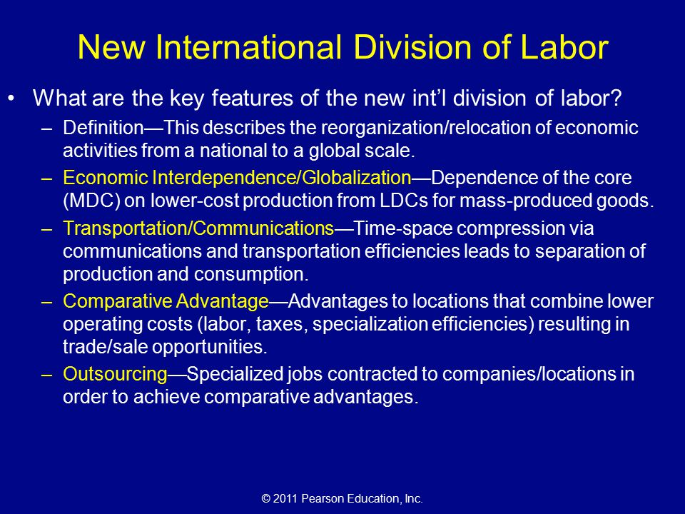 the new international economic order globalization Globalization as we knew it in the post-cold war years has not ended, but a process of changing hierarchy within the global order is underway, believes tony van der togt, senior research fellow at the clingendael netherlands institute of international relations.