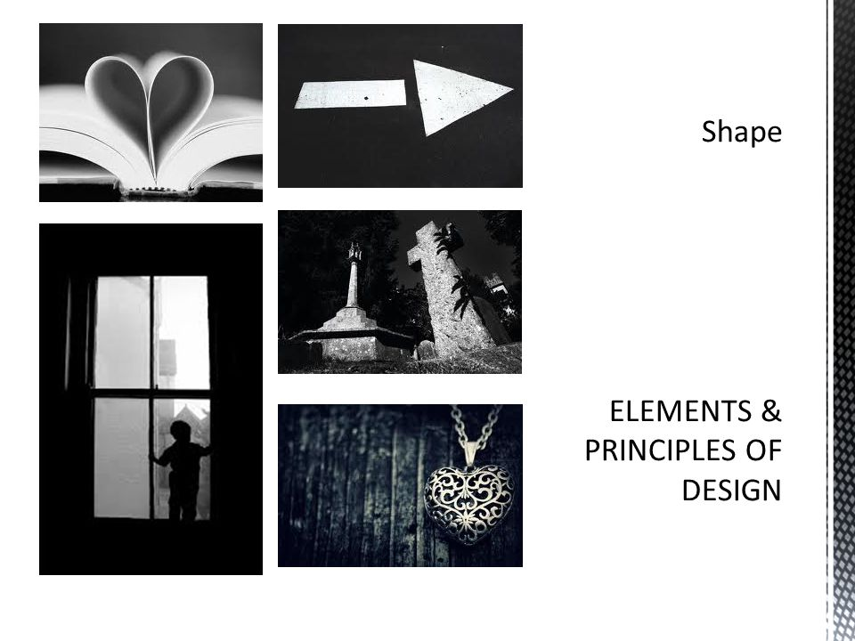Elements And Principles Of Design Shape : Composition and elements of design ppt video online download