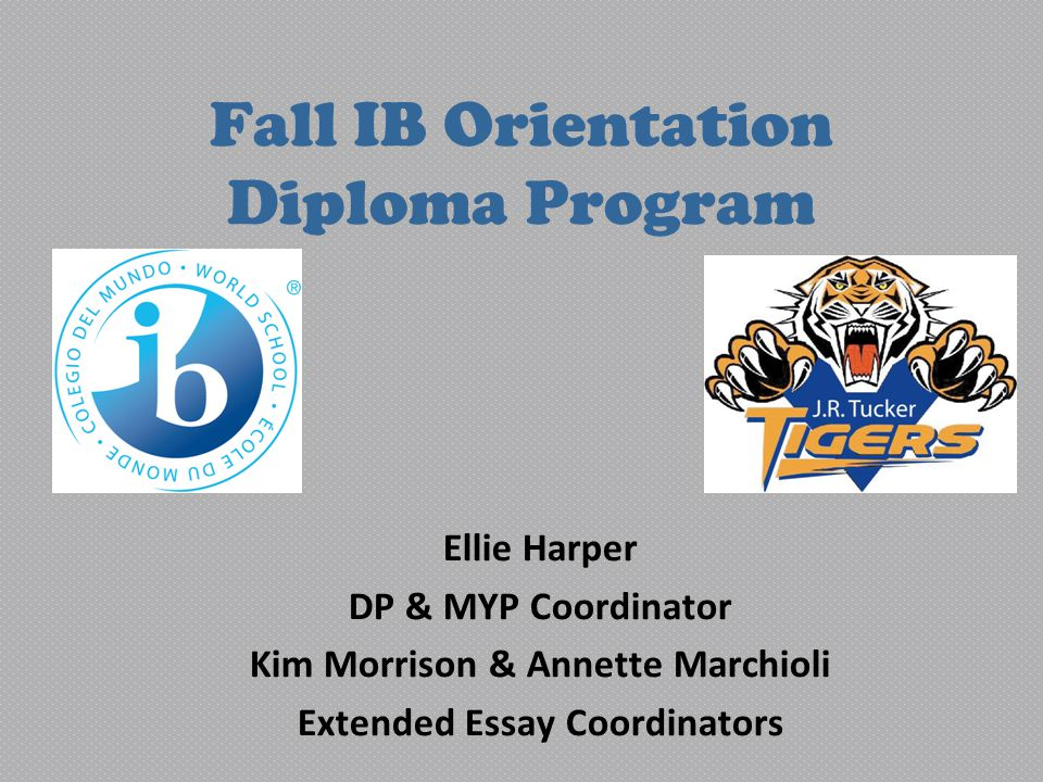 fall ib orientation diploma program ppt video online  fall ib orientation diploma program