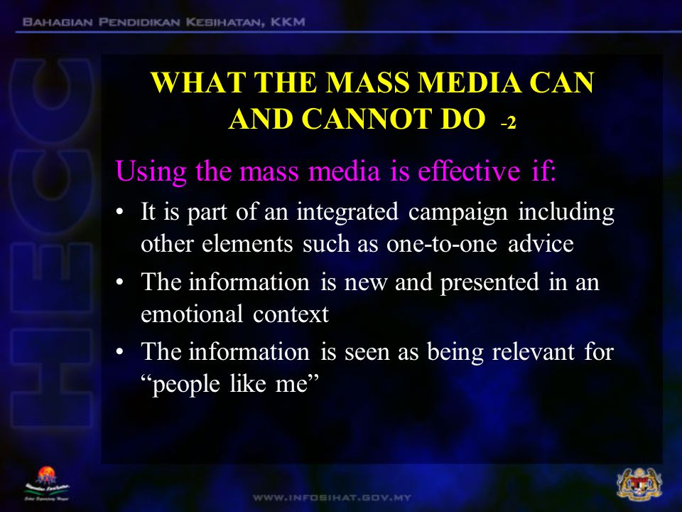 the mass media plays an important So the role of mass media in education is gaining importance every day  it plays an important role to play in educating the children on the history and culture of .