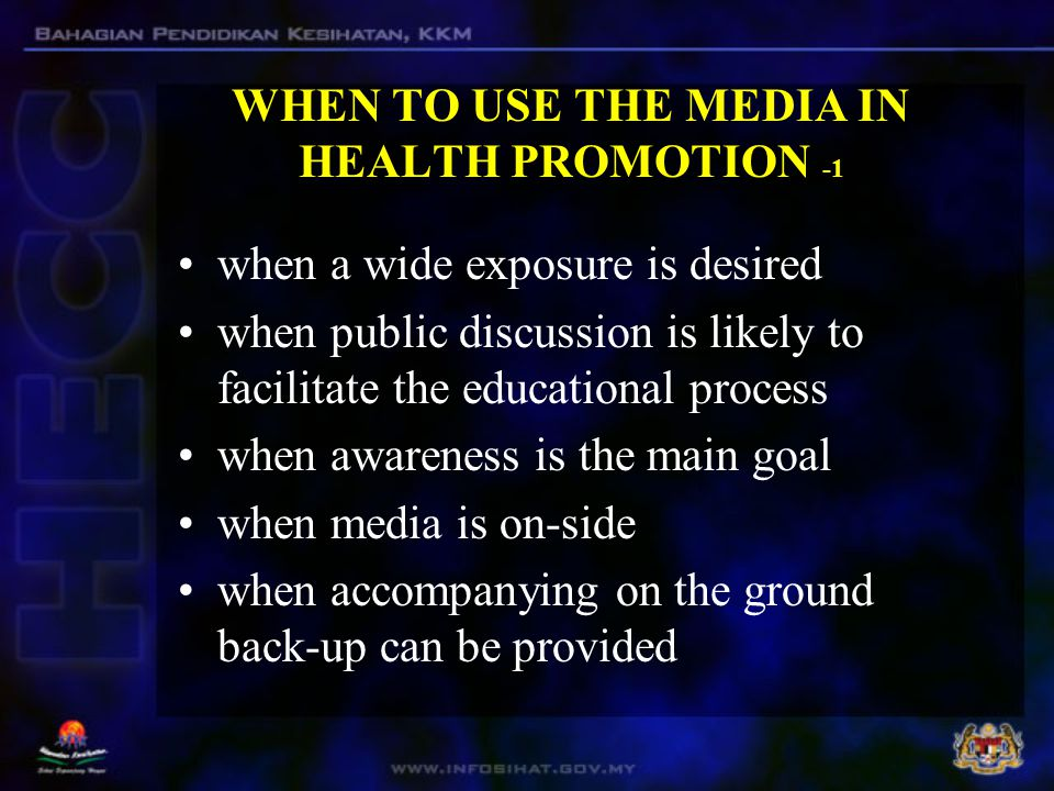 approaches to health promotion pdf