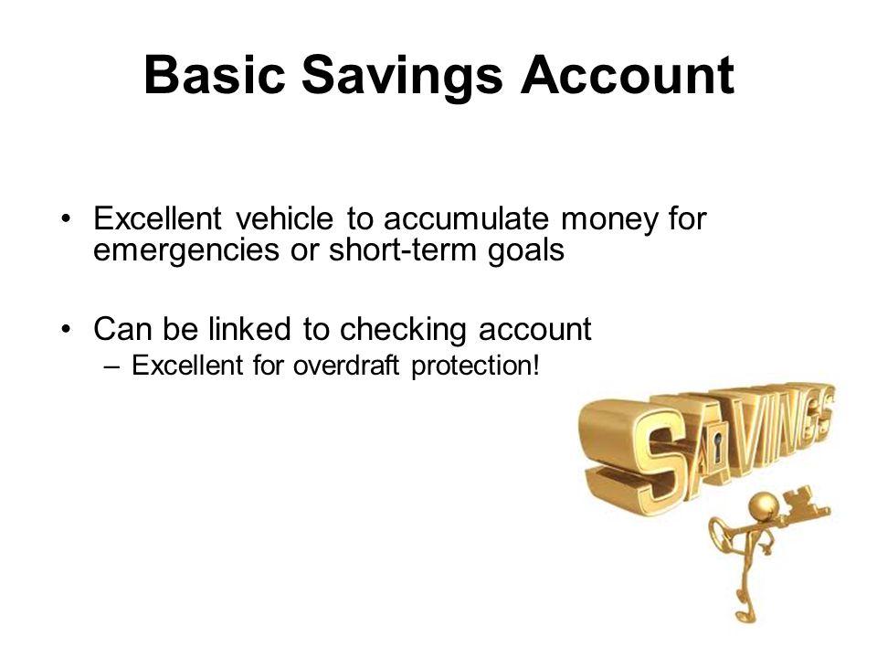 Best short term savings options