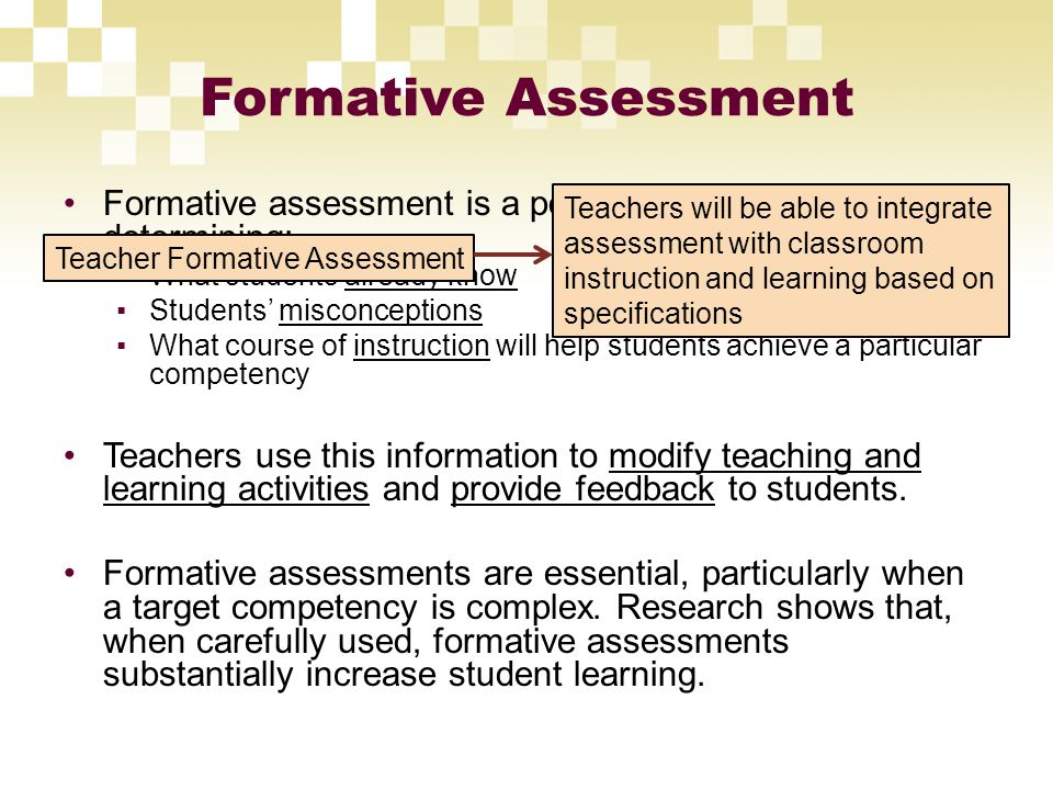 Center For Advancement Of Learning And Assessment  Ppt Download