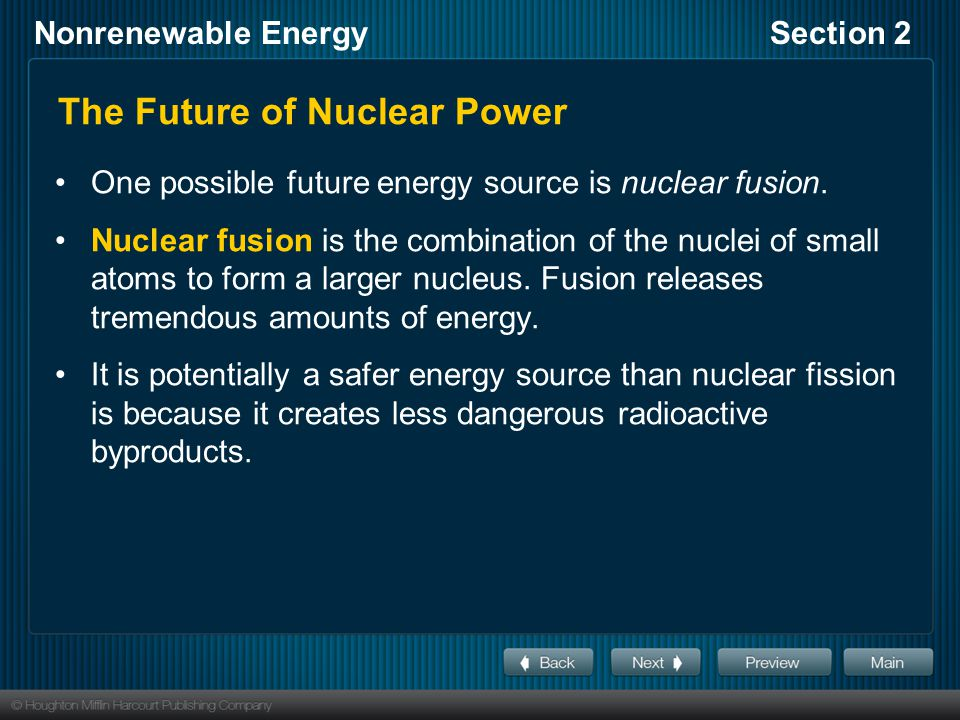 nuclear energy the future of humanitys energy source Affordable and reliable sources of energy are required to sustain our  development  existing and future nuclear reactors will help humanity to  overcome energy.