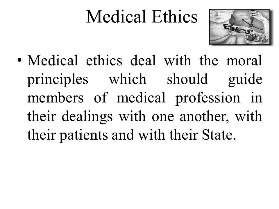 ethics in medicine the relationship Veterinary professional ethics the idaho board of veterinary medicine has adopted the principles of veterinary medical veterinarian/client/patient relationship.