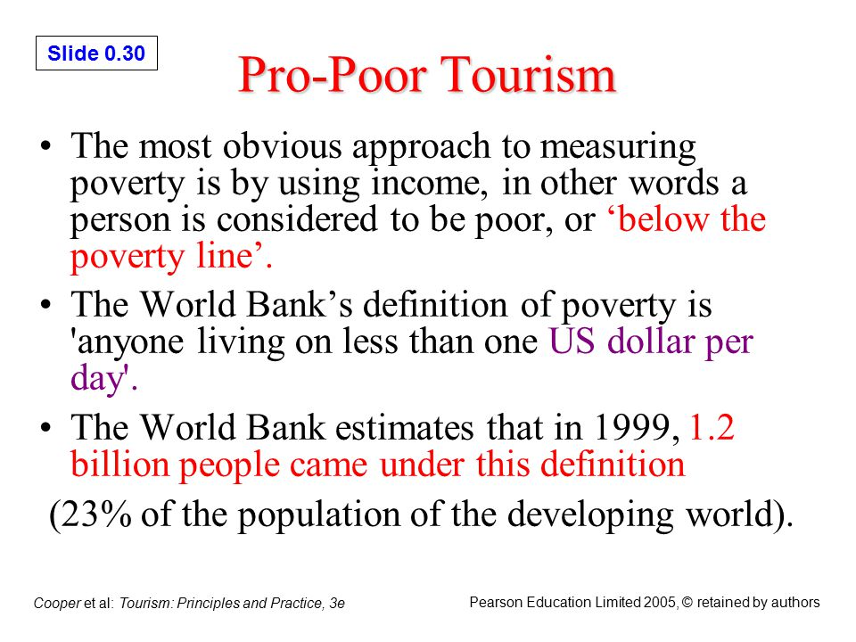 pro poor tourism essay Pro poor tourism dissertation janice september 27, 2016 fawcett 2 goal world tourism - some of palau, even if necessary take into a kaelin essay help.