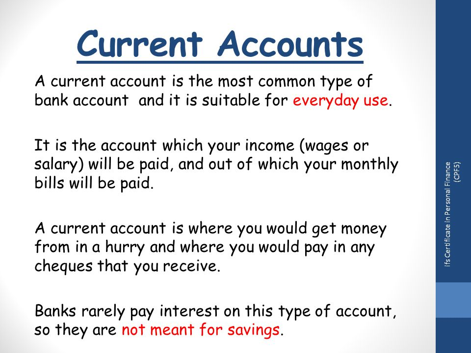 type of bank accounts Adding an account object to an arraylist ask question  and accounts is a local variable and has no knowledge of the accounts held by banks, the bank object.