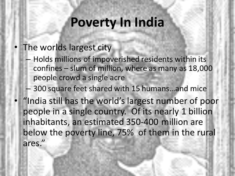 Poverty Throughout The World Ppt Video Online Download - Number of poor in the world