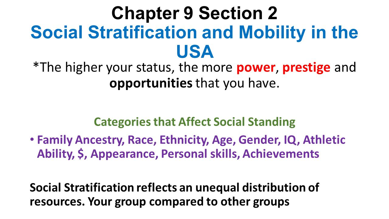 family social mobility It has been argued in sociology, economics, and evolutionary anthropology that  family size limitation enhances the intergenerational upward.