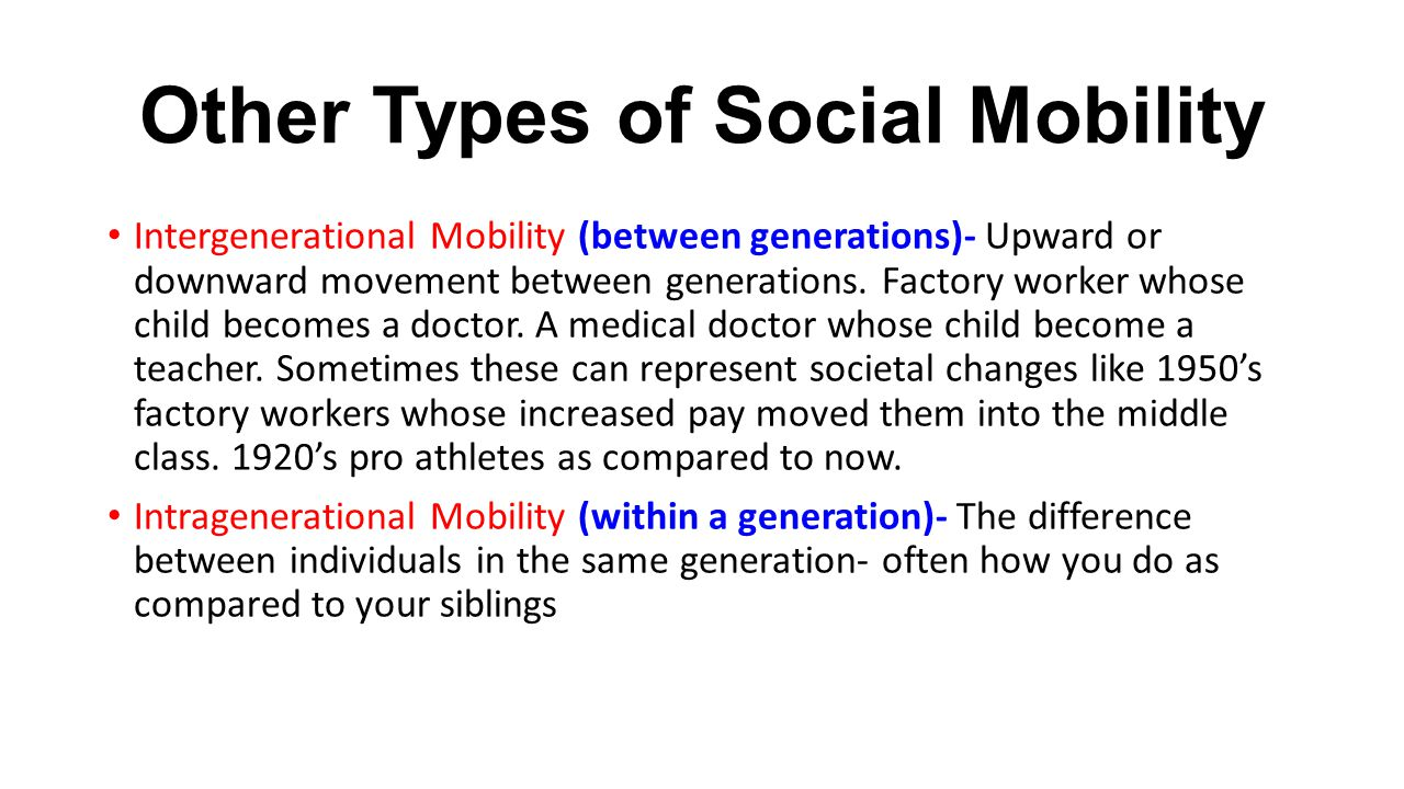 types of social stratification pdf