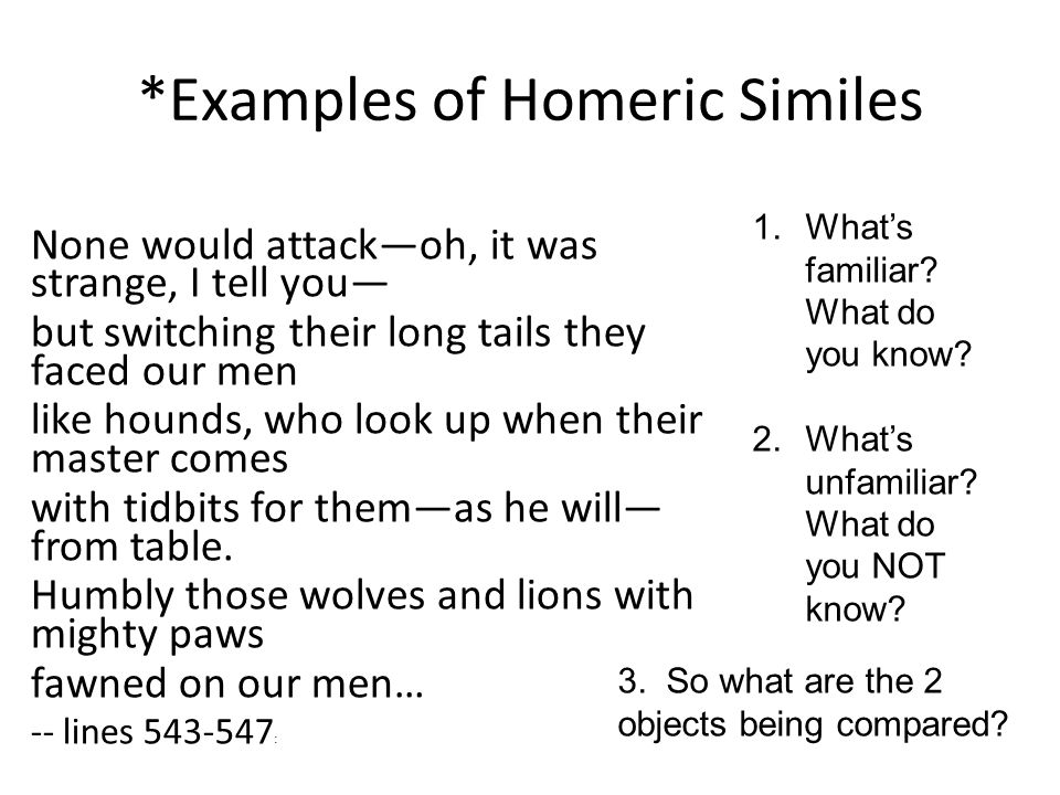 What Is An Epic Poem Elements Of Epic Poems Ppt Video Online